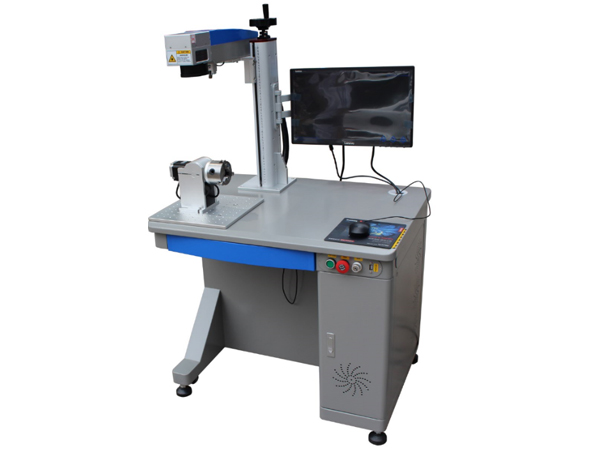 Vláknový laserový popisovač LCP-V-400PC