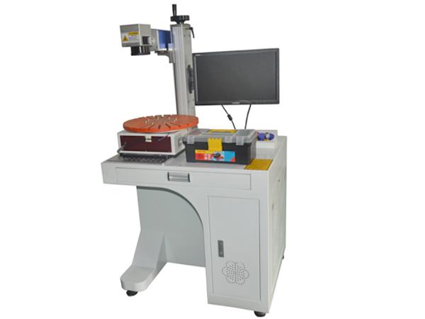 Vláknový laserový popisovač LCP-VR-400PC