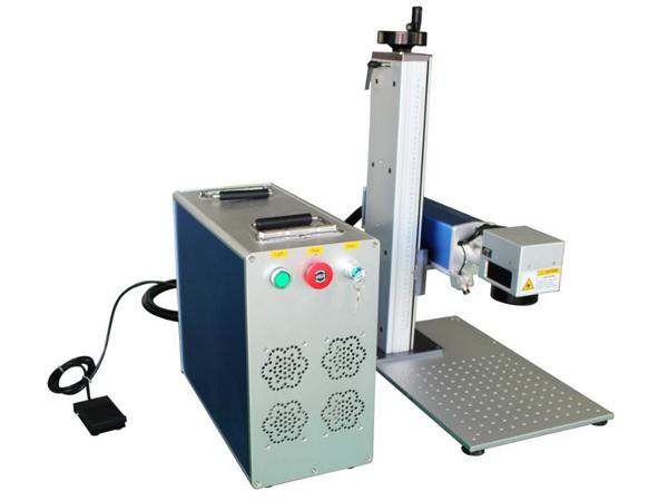 Laserový popisovač LCP-F-50W