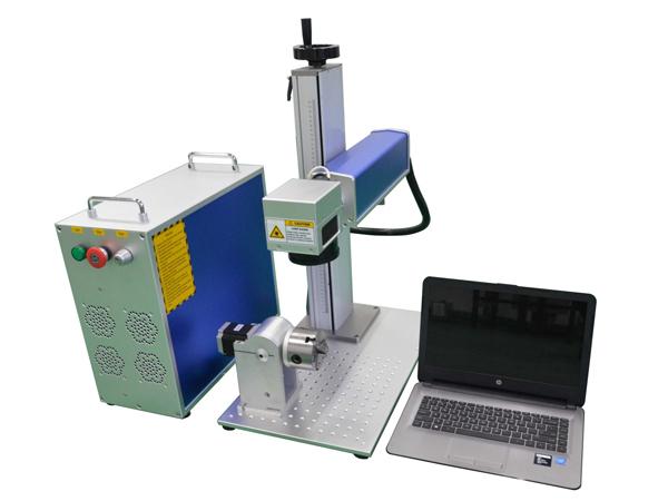 Laserový popisovač LCP-FR-30W