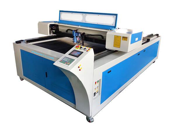 Portálový stroj na rezanie a gravírovanie CO2 laserom aj na kovy 130250MX
