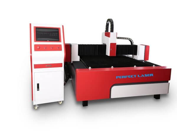 Portálový fiber laser na rezanie kovov PE-F800