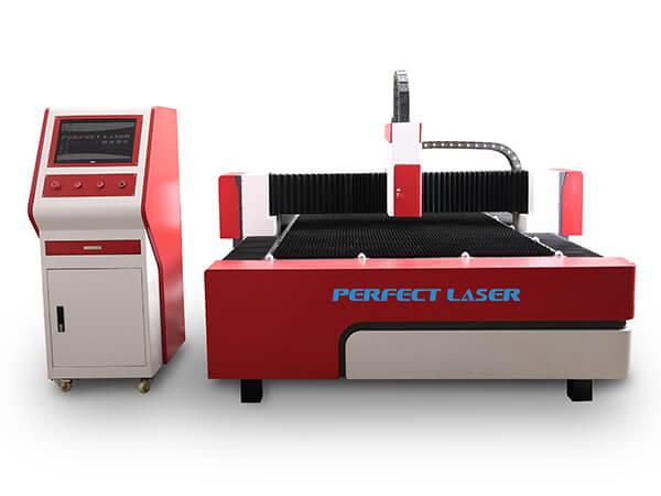 Portálový fiber laser na rezanie kovov PE-F2000